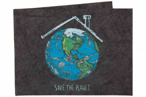 Carteira | Save The Planet