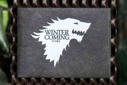Carteira | Winter is coming