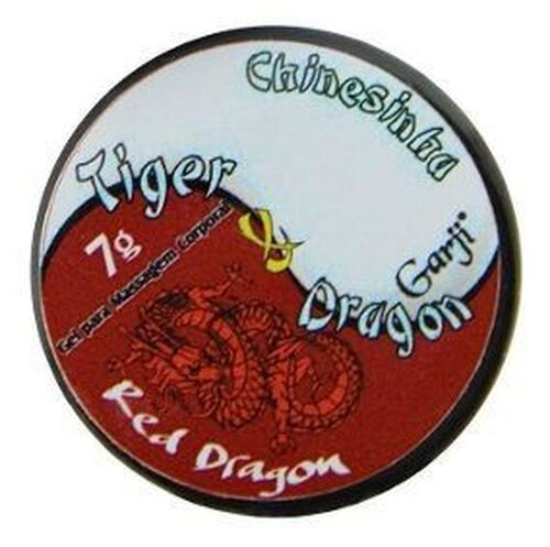 Pomada Excitante Chinesinha Tiger & Dragon Garji