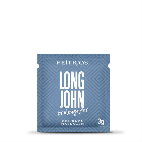 Gel Retardante Long John Sachê 3g