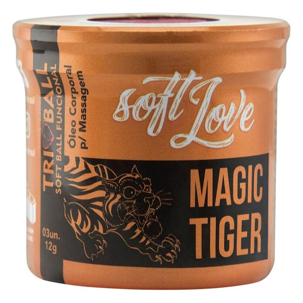 Bolinha Triball Magic Tiger 12g
