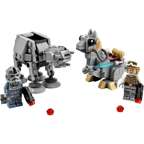 Lego Star Wars - AT-AT? contra Microfighters Tauntaun - 75298