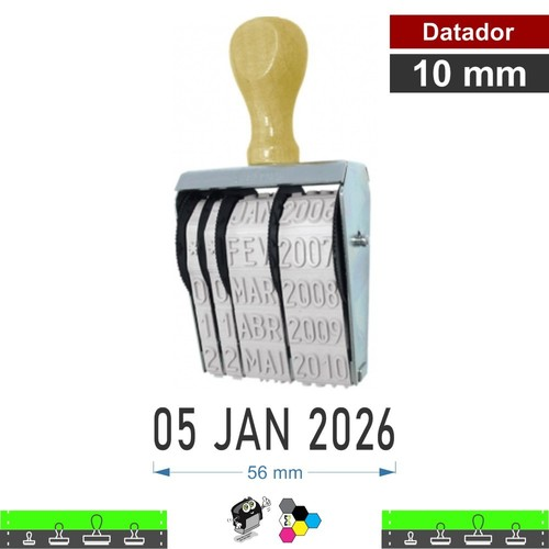 Datador 10 mm manual