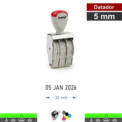Datador 5 mm manual