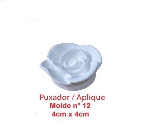 Molde de Silicone - Craft Make - Número 12