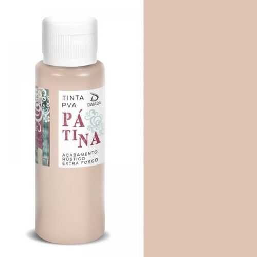 Tinta Pva Pátina 100 Ml - 832 - Rosa Hollywood - Daiara Extrafosca