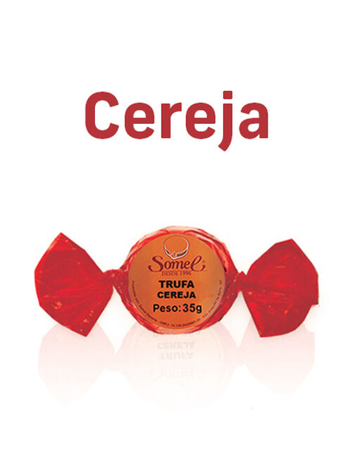 TRUFFA CEREJA NORMAL