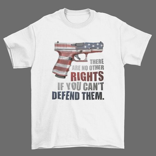 Camiseta SocaPorva There Are no Other Rights