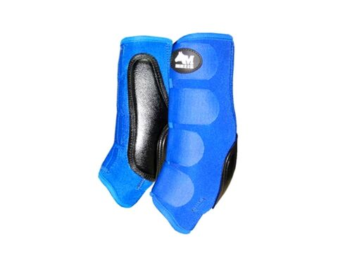 Skid Boot Longo Azul Royal