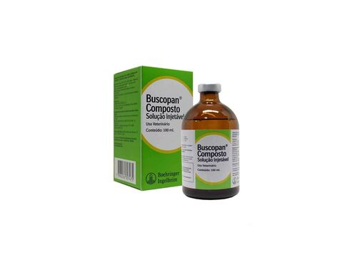 Buscopan Composto para Equinos Injetavel 100 mL