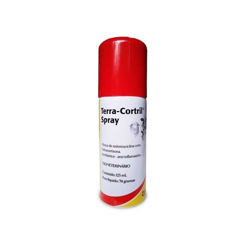 TERRA CORTRIL SRPAY 125 ML
