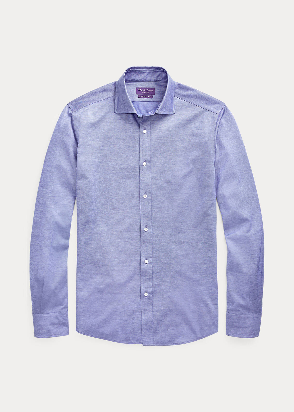 Tailored Fit Knit Shirt