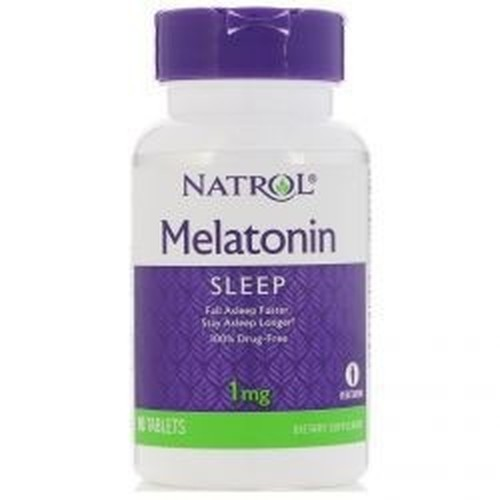 Melatonina 1 mg - Natrol - 90 tablets