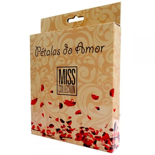 Pétalas do Amor Perfumadas - Miss Collection