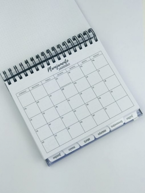 Planner Permanente Basic Blue Evertop