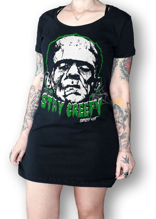 Vestido Stay Creepy