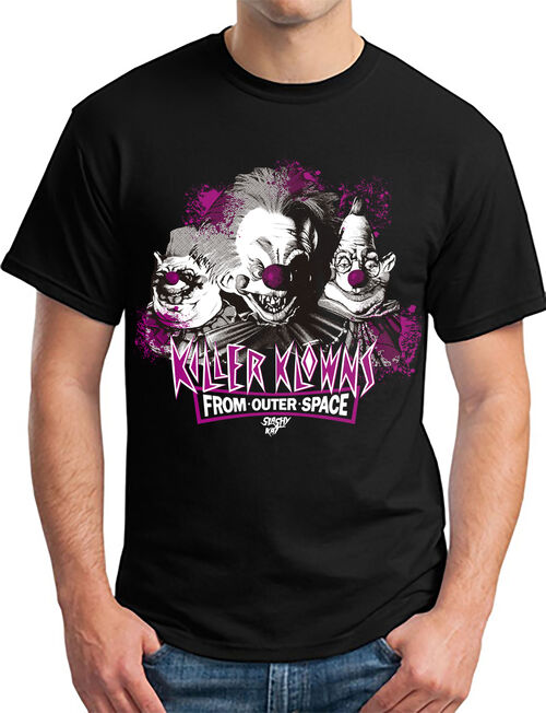 T-shirt Killer Klowns