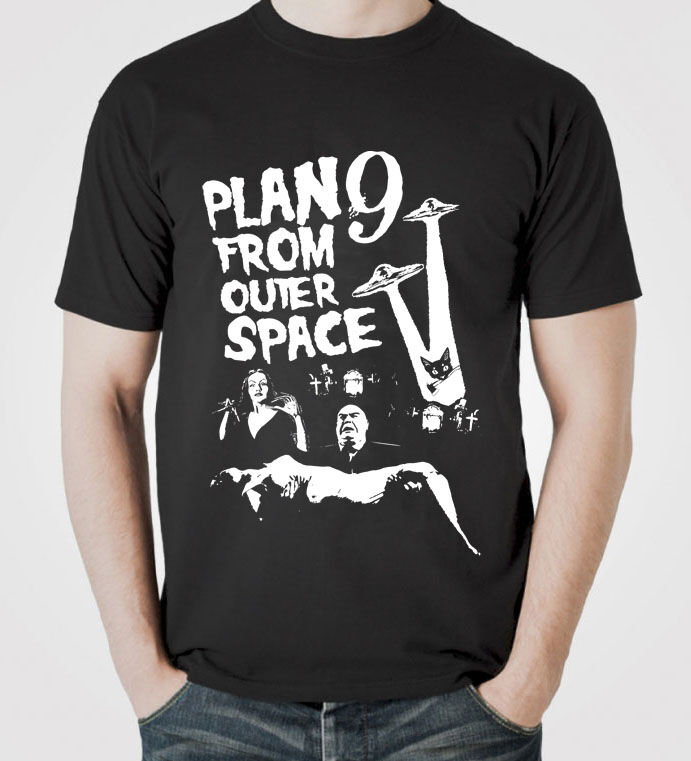 T-Shirt Plan 9 from outer space