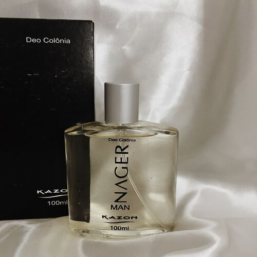 Deo Colonia Masculina Nager For Man Kazon 100ML