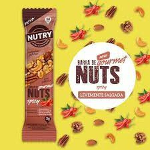 NUTRY NUTS PIMENTA D12