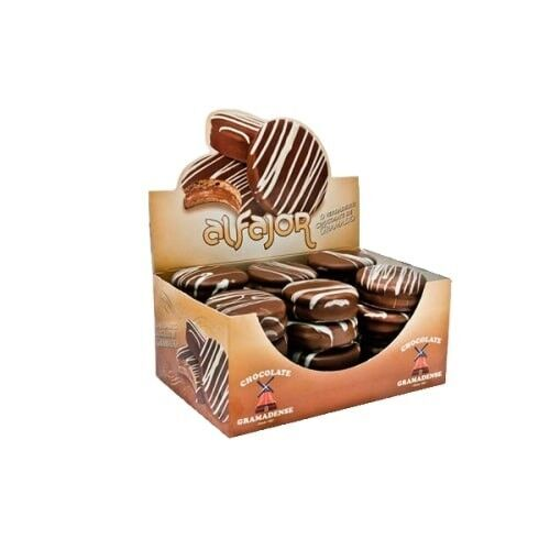 Alfajor - Display com 24 Unidades - 960g