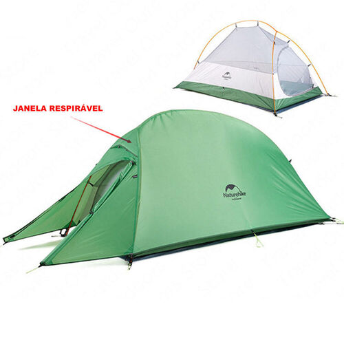 Barraca Cloud Up Ultralight 1P - Naturehike