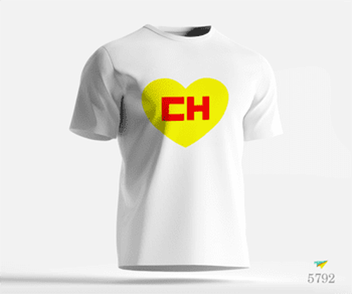 Camiseta serie chaves personalizada