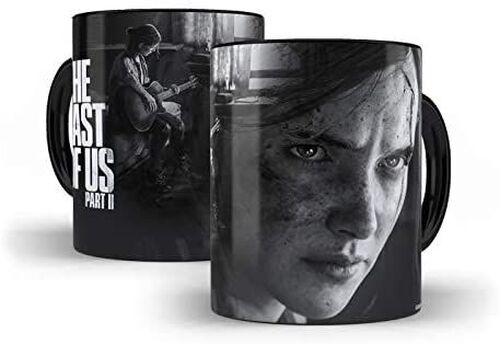 Caneca Branca Games The last of us