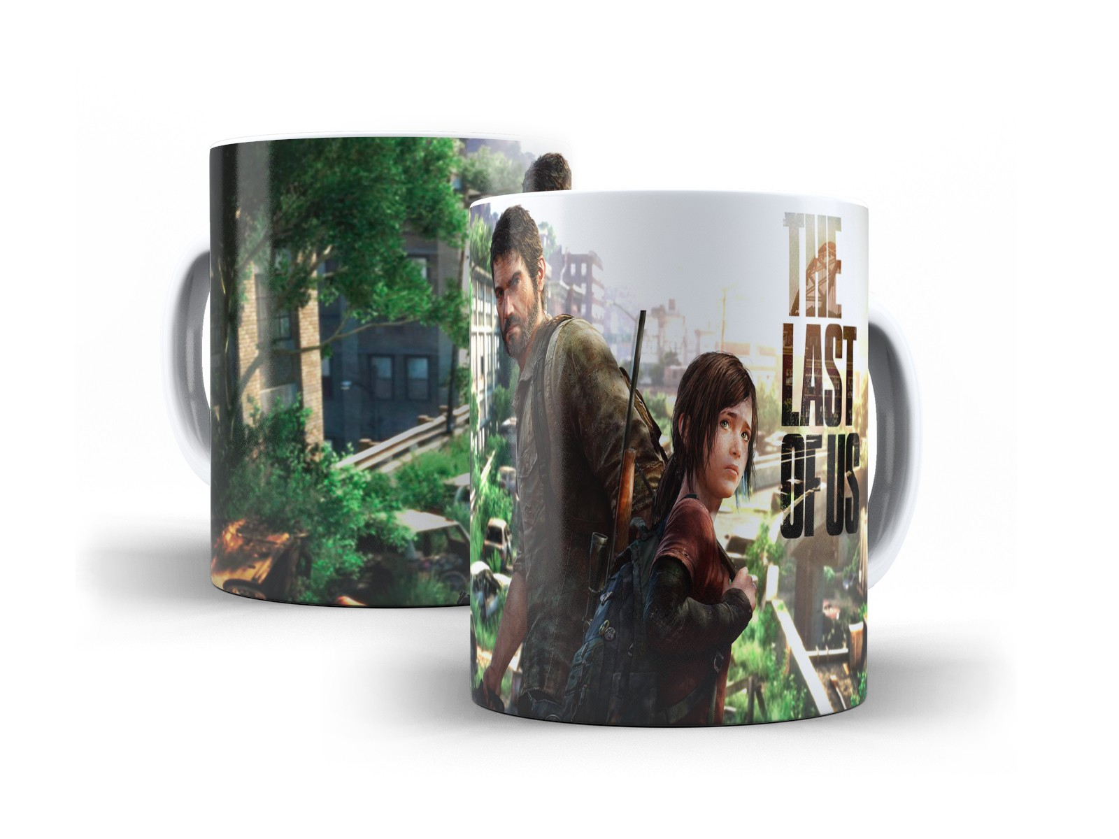 Caneca Games The last of us