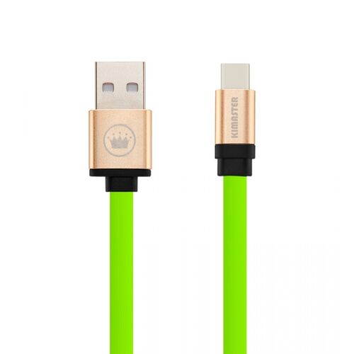 Cabo Flat USB Tipo C Premium Fast Charge