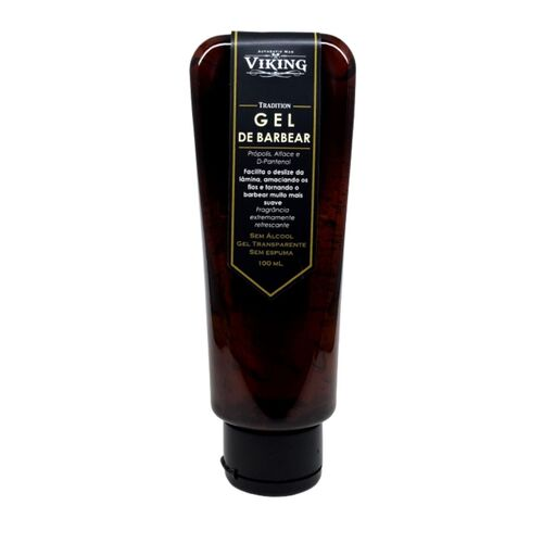 Gel de Barbear - Tradition - Viking 100 mL