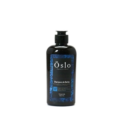 Shampoo de Barba - Öslo - Viking 100 mL