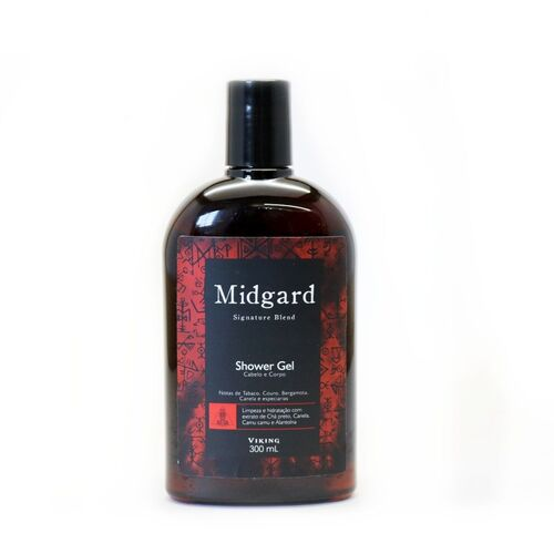 Shower Gel - Midgard - Viking 300 mL