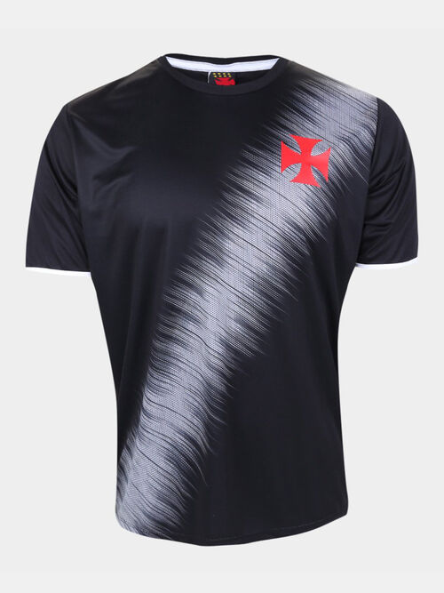 Camisa Vasco Part Braziline Masculina