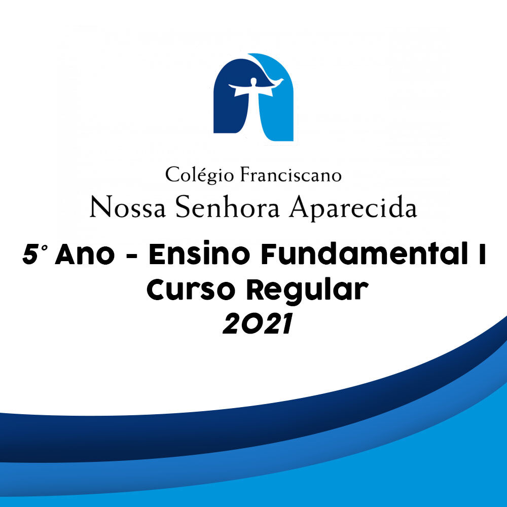 Lista Escolar CONSA Ensino Fundamental I 5° Ano Curso Regular