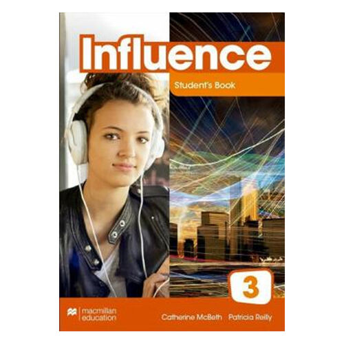 Influence 3 Student`s Book And App Pack - Macmillan