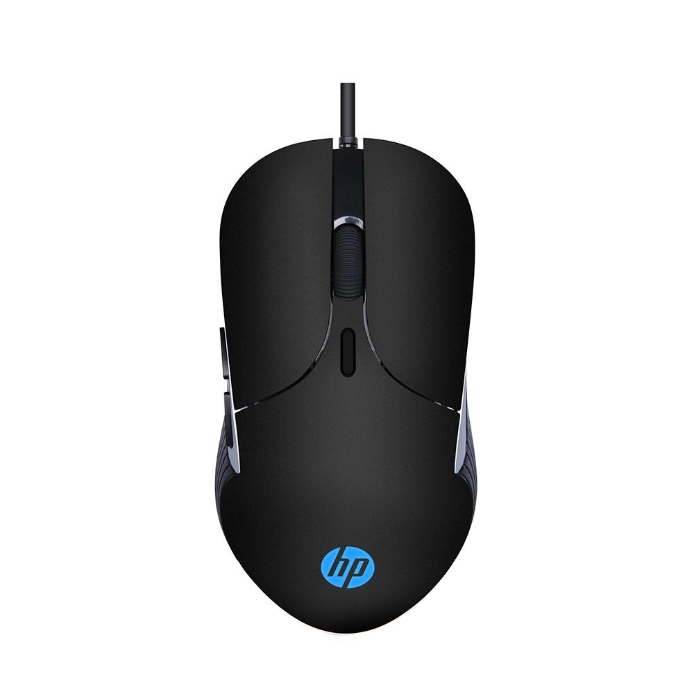 Mouse Gamer Usb M280 2400dpi Rgb Preto Hp