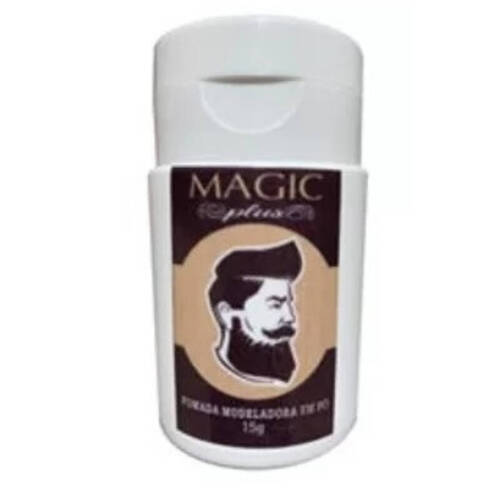 Magic Plus Pomada Modeladora em Pó 15g