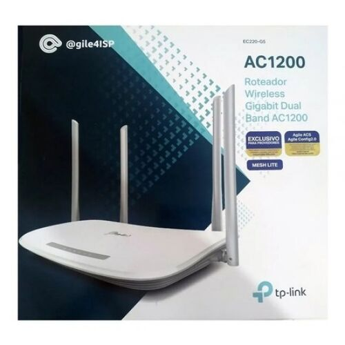 Roteador Wireless Tp-link Archer Ec220g5 Gigabit Dual Band Ac1200