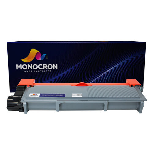 Toner Compativel Tn2340/2370/660/630 2,6k Monocron
