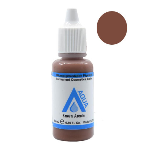 Pigmento Aqua Brown Aoreola (15 ml)
