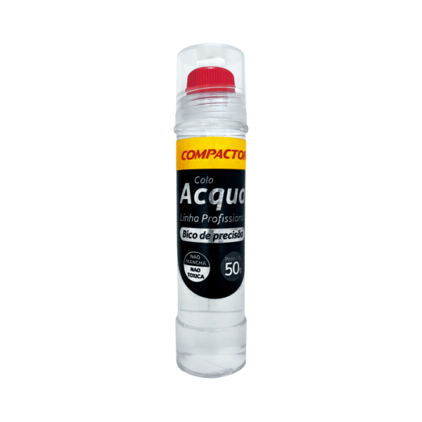Cola Líquida Acqua 50ml Compactor