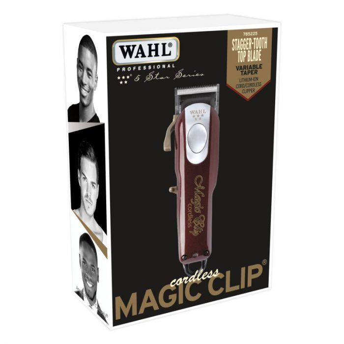 WAHL - MAGIC CLIP CORDELESS