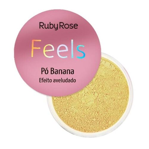 Pó Banana Feels HB850 - Ruby Rose