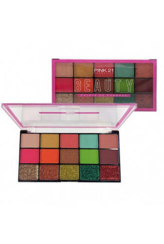Paleta de Sombras Beauty Cs2309 - Pink 21