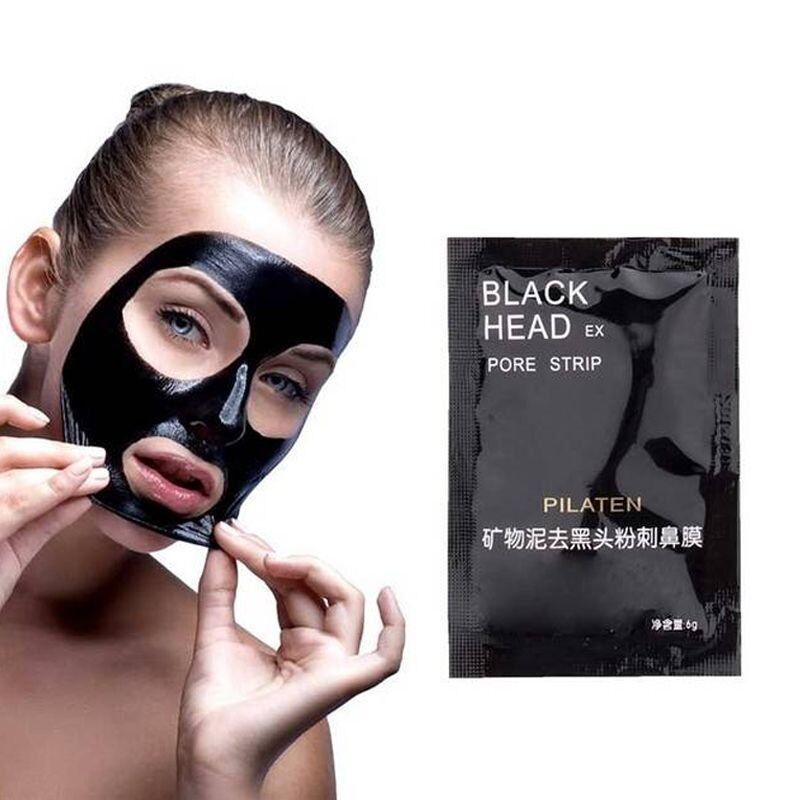 Máscara Facial Black Mask 6g - Black head