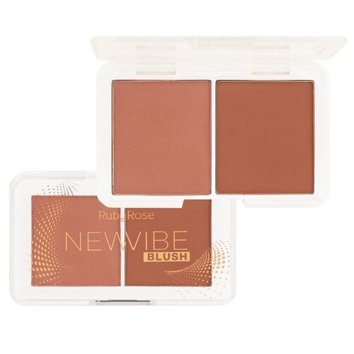 Duo Blush New Vibe HB6114 - Ruby rose