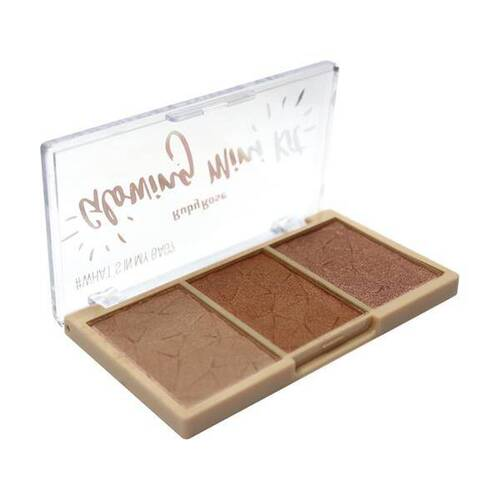 Palete Highlighter Glowing Mini Kit - Ruby Rose