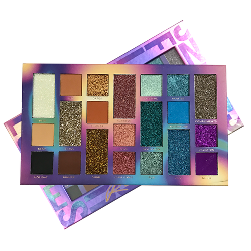 Paleta de Sombras Ready For HB-1059 - RUBY ROSE