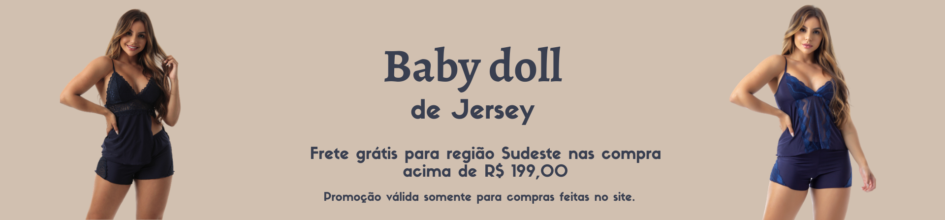 Baby doll jersey